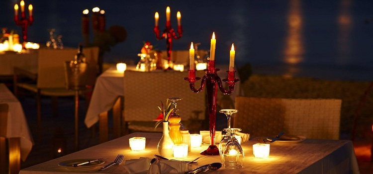 Book A Romantic, Candle Light Dinner At These Restaurants Great Pictures