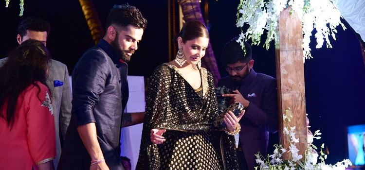 Much-in-love Virat and Anushka makes their relationship official!