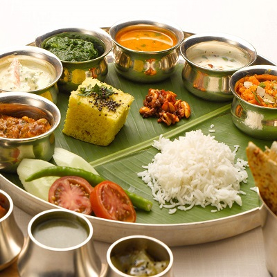 29 states 29 different varieties of cuisines
