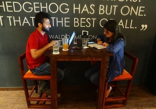 a place for everyone the hedgehog cafe chandigarh
