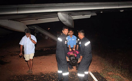 another incident happened with jet airways in the month of december