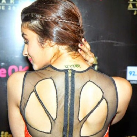 celebs who made a statement with their tattoo