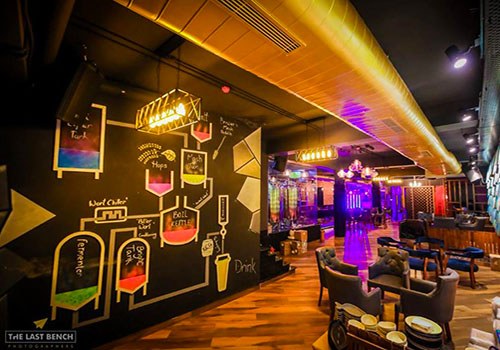 chandigarhs first of its kind bar exchange cum microbrewery is now open