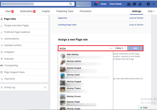complete guide to help you add a new admin to facebook page