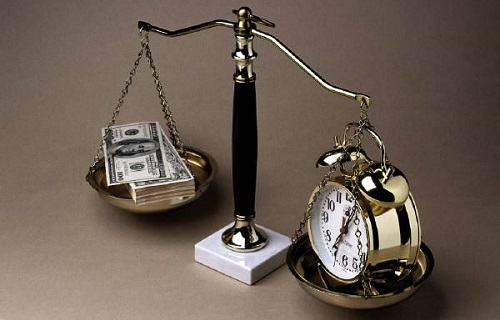 if you live for money its time to get a life