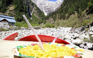 love maggi but do you know about the places that survives only on maggi