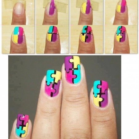 need some nail art inspiration