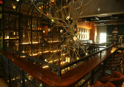 no reason to keep calm as the brew estate is now open in panchkula