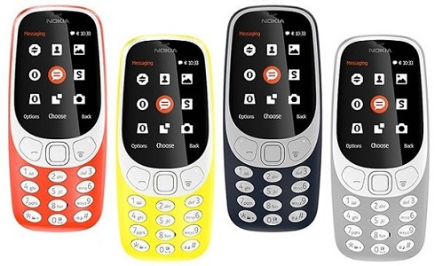 nokia 3310 makes a comeback