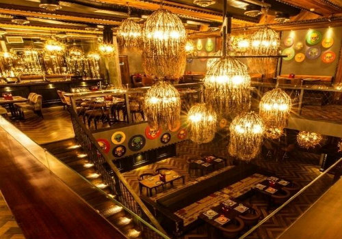 top party places in gurgaon