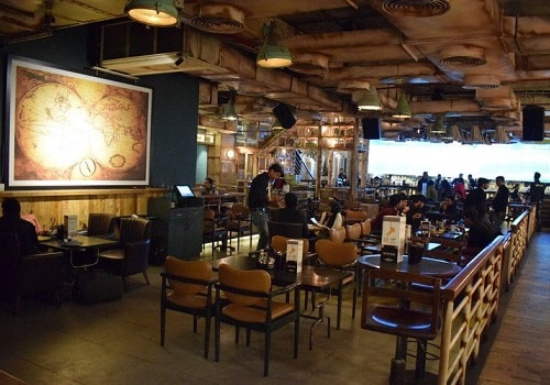 themed restaurants in gurgaon