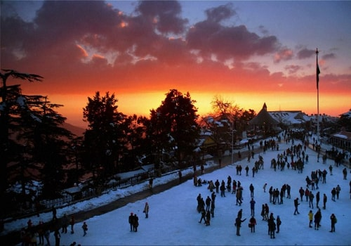 things that mark the beautiful shimla to be the queen of hills