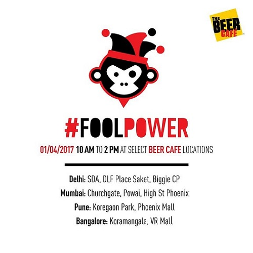 this april fools dont be a fool missing chilled bira 91 for just rs 91