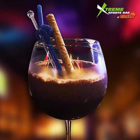 xtreme sports bar grill chandigarh new year party